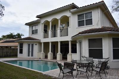 Boca Raton Single Family Home For Sale: 22218 Hollyhock Trail
