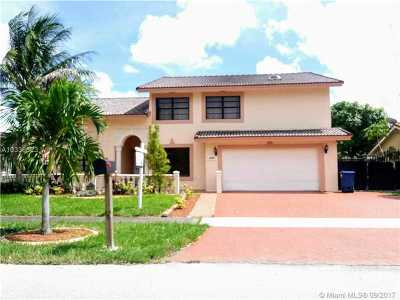 Hialeah Single Family Home Active-Available: 6424 Northwest 200th St