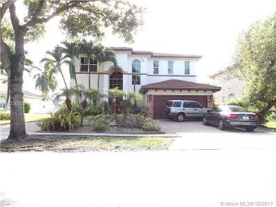 Miramar Single Family Home Active-Available: 2486 Southwest 132nd Ter