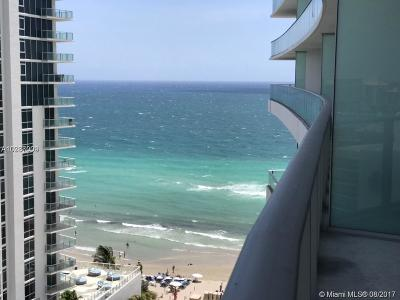Hollywood Condo Active-Available: 4111 South Ocean Dr #1008