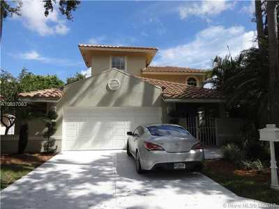 Weston Single Family Home Active-Available: 2133 Harbor Way