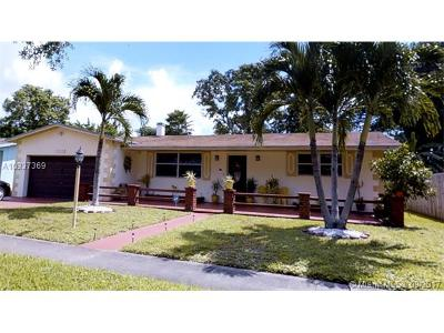 Miramar Single Family Home Active-Available: 2321 Southwest 68th Ave