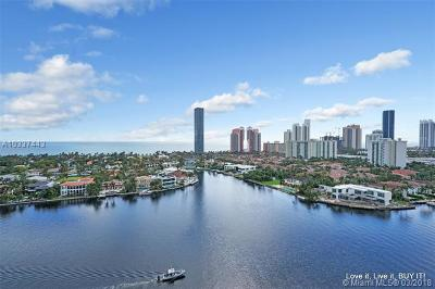 aventura Condo For Sale: 19707 Turnberry Way #19G