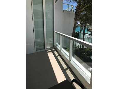 Miami Beach Condo Active-Available: 4391 Collins Ave #616