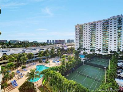Sunny Isles Beach Condo Active-Available: 19370 Collins Ave #614