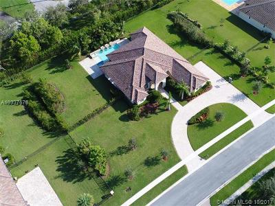 Broward County Single Family Home Active-Available: 14401 Jockey Circle North