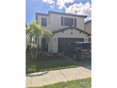 Hialeah Single Family Home Active-Available: 9509 West 32nd Ln