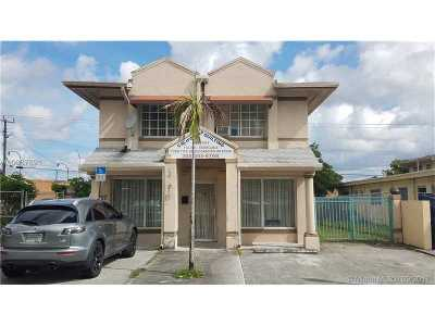 Hialeah Multi Family Home Active-Available: 17 East 8 St