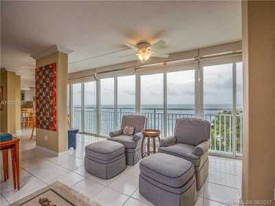 Key Biscayne Condo Active-Available: 615 Ocean Dr #9B