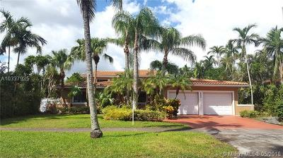Coral Gables Single Family Home Active-Available: 6210 Leonardo St