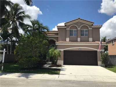 Broward County Single Family Home Active-Available: 1731 Southwest 106th Ter
