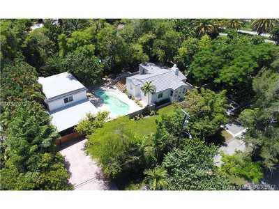 Miami-Dade County Single Family Home Active-Available: 430 Northeast 121st St