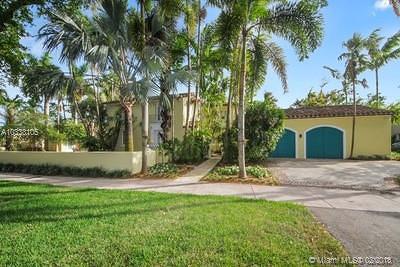 Coral gables Single Family Home For Sale: 540 San Esteban Ave
