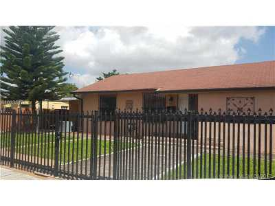 Hialeah Multi Family Home Active-Available: 445 East 40th St