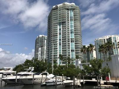 Sunny Isles Beach Condo Active-Available: 16500 Collins Ave #753