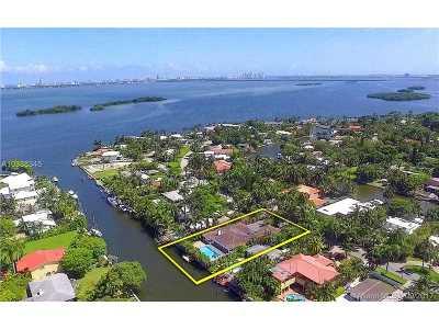 Miami, Miami Beach Single Family Home For Sale: 1025 Belle Meade Island Dr