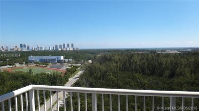 North Miami Condo Active-Available: 14951 Royal Oaks Ln #1101