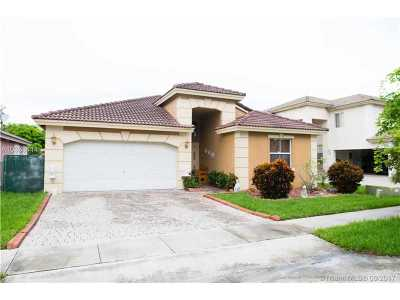 Miramar Single Family Home Active-Available: 13201 Southwest 51 St