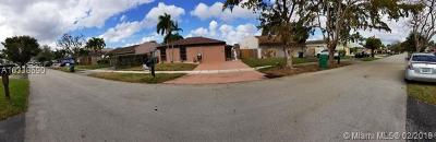 Single Family Home For Sale: 11551 SW 83rd Ter
