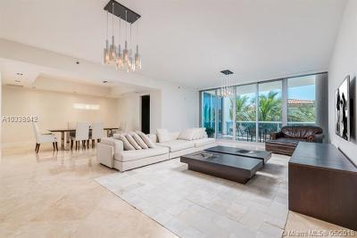 Miami Beach Condo For Sale: 5959 Collins Avenue #606