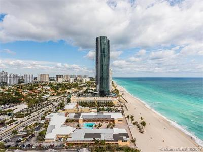 Sunny Isles Beach Condo Active-Available: 18555 Collins Ave #2503
