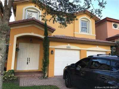 Doral Single Family Home Active-Available: 8410 Northwest 114th Path