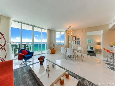 Hollywood Condo Active-Available: 2711 South Ocean Drive #2901