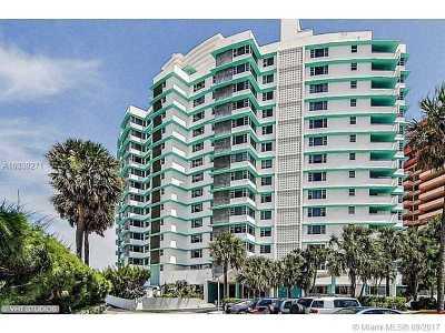 Miami Beach Condo Active-Available: 5255 Collins Ave #3C