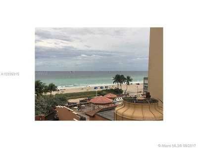 Hollywood Condo Active-Available: 101 North Ocean Dr #514