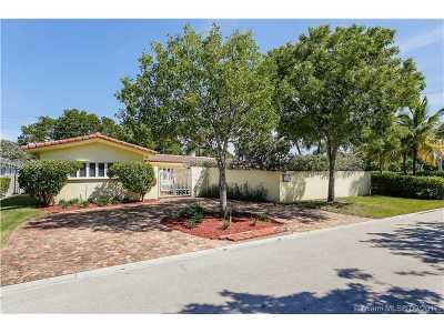 Miami Beach Single Family Home Active-Available: 1005 Shore Ln