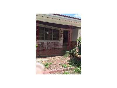 Miami-Dade County Single Family Home Active-Available: 685 Northeast 52nd St