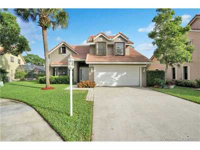 Parkland Single Family Home For Sale: 6421 NW 58th Ter