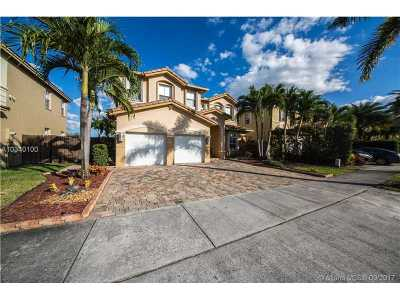 Doral Single Family Home Active-Available: 8403 Northwest 115th Ct