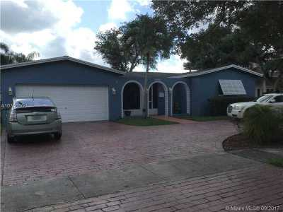 Cooper City Single Family Home For Sale: 5146 SW 90 Ave