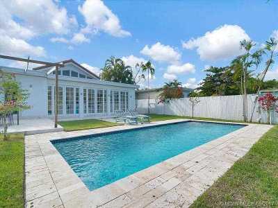 Miami Beach Single Family Home Active-Available: 1365 Daytonia Rd