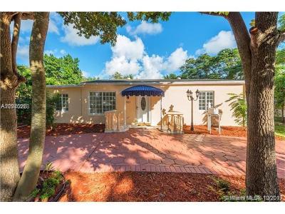 North Miami Single Family Home For Sale: 931 NE 140th St