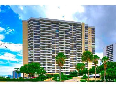 Hallandale Condo Active-Available: 2500 Parkview Dr #2406