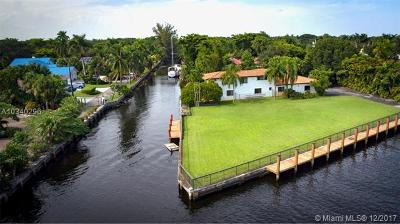 Fort Lauderdale Single Family Home Active-Available: 2461 Southwest 27th Ter