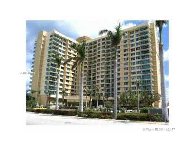 Hollywood Condo Active-Available: 2501 South Ocean Dr #618