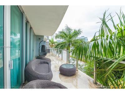Miami Beach Condo Active-Available: 6305 Indian Creek Dr #3D
