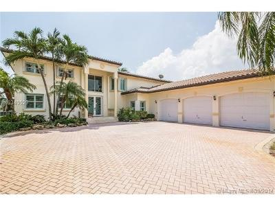 Coral Gables Single Family Home Active-Available: 6210 Marlin Dr