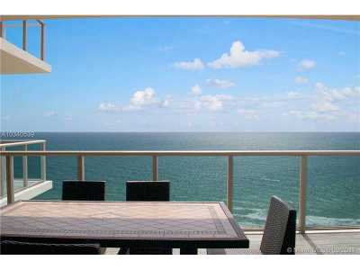 Miami-Dade County Condo Active-Available: 9701 Collins Ave #2201S