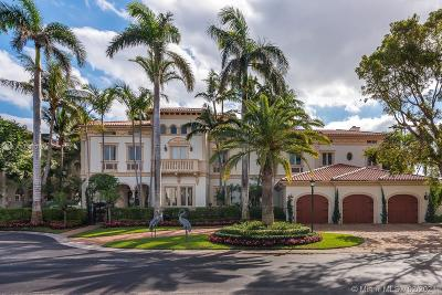Boca Raton Single Family Home For Sale: 700 Sanctuary Drive