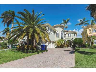 Hollywood Single Family Home Active-Available: 1265 Hatteras Ln