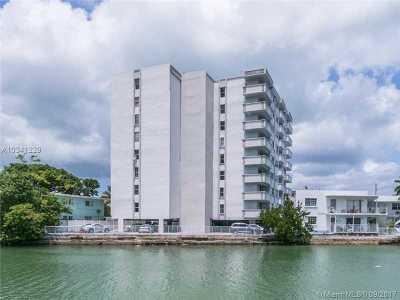 Miami Beach Condo Active-Available: 7118 Bonita Dr #901