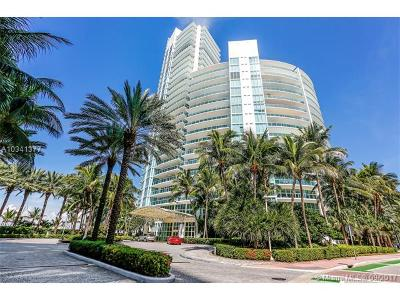 Miami Beach Condo Active-Available: 1000 South Pointe Dr #TH-A5