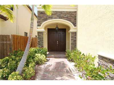 Doral Single Family Home Active-Available: 8658 Northwest 99th Path