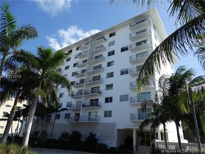 Miami Beach Condo Active-Available