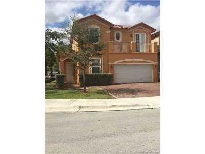 Doral Single Family Home Active-Available: 8710 Northwest 110th Ave