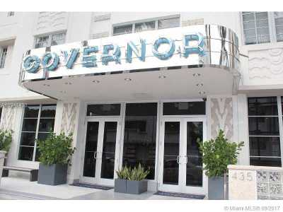 Miami Beach Condo Active-Available: 435 21st St #102